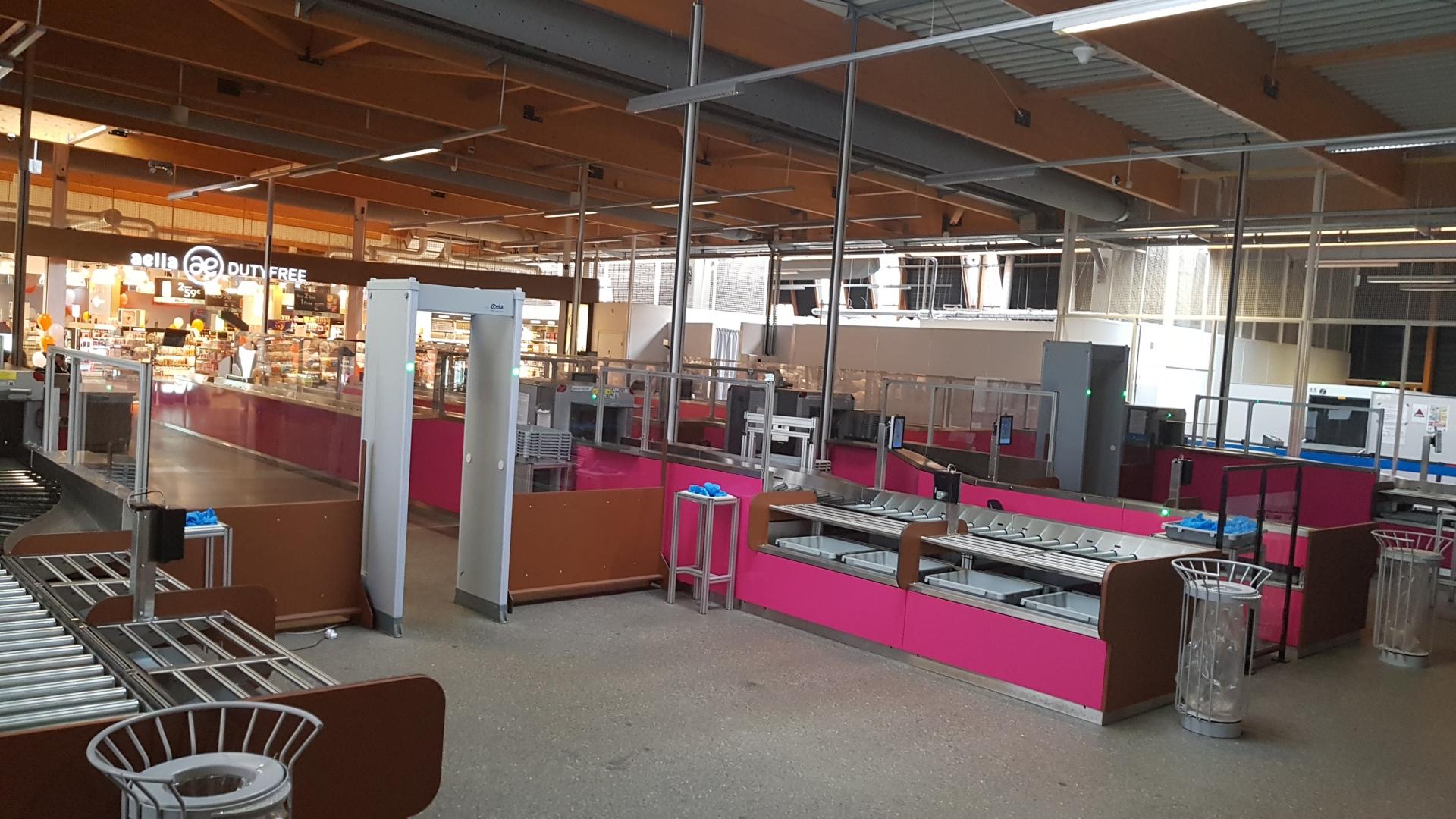 ALFYMA Airport | Aéroport de Bordeaux Mérignac