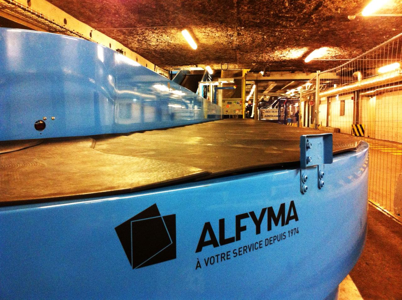 ALFYMA Airport -